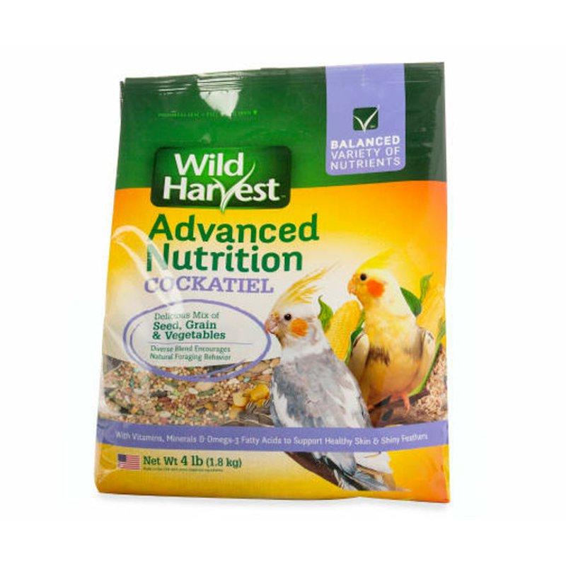 Wild Harvest Advanced Nutrition Cockatiel Food