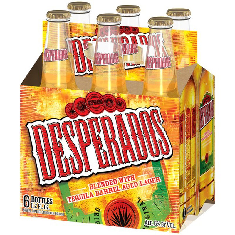 Desperados Original Beer 12 Fl Oz Instacart