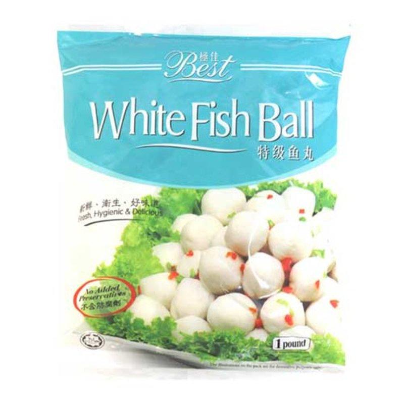 Best's White Fish Ball