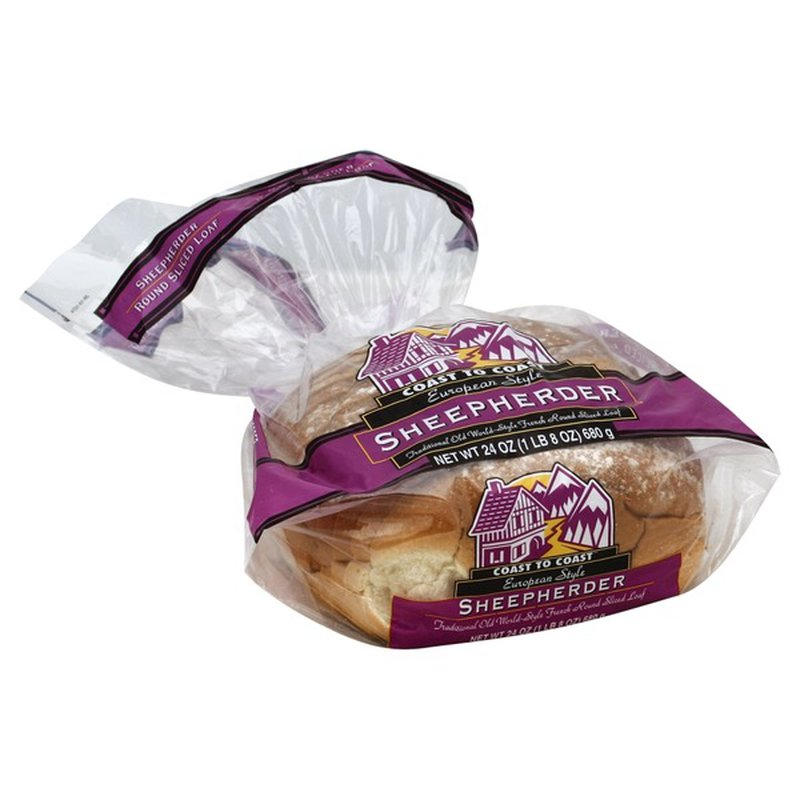 Signature Select Sliced Sheepherder Bread