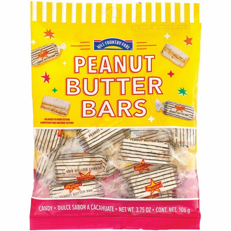 Hill Country Fare Peanut Butter Bars