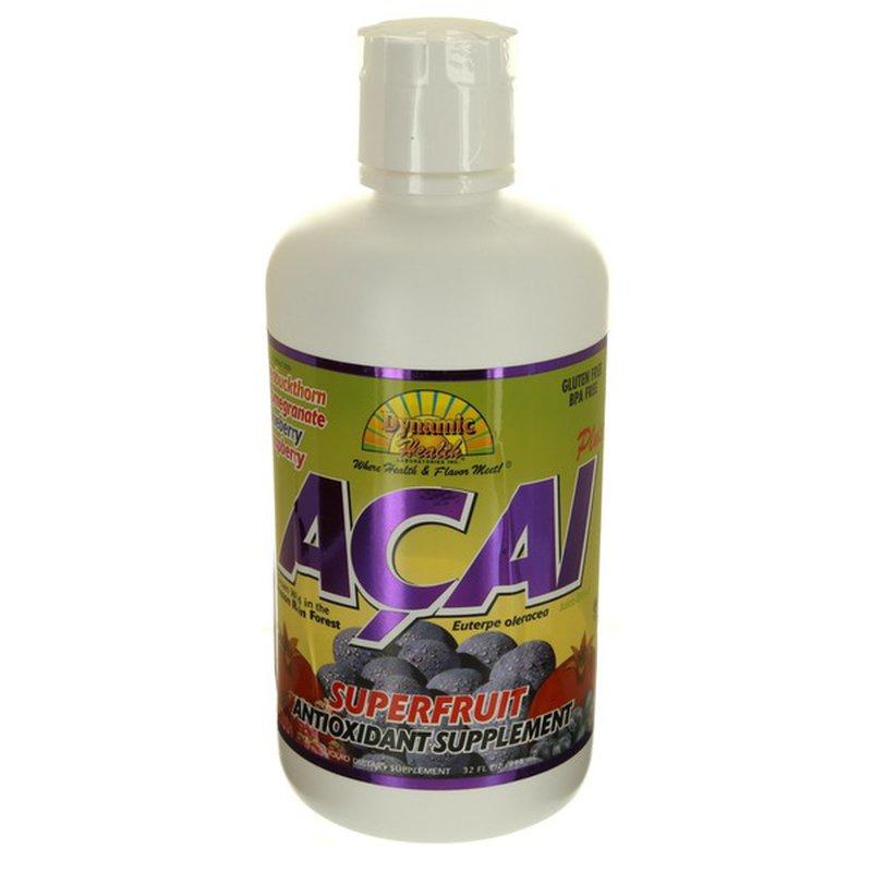 Dynamic Health Acai Juice Blend