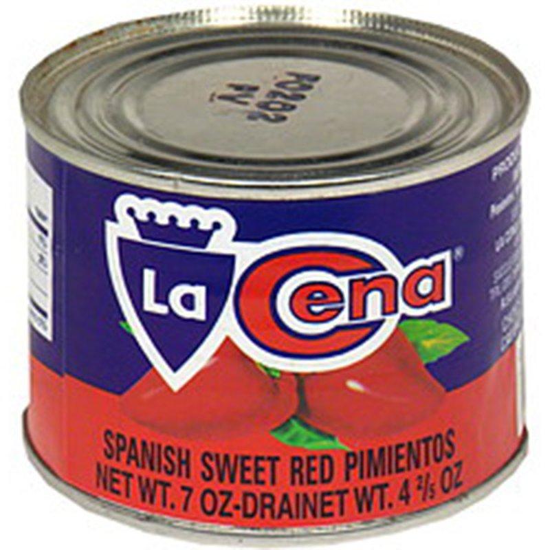 La Cena Sweet Red Peppers
