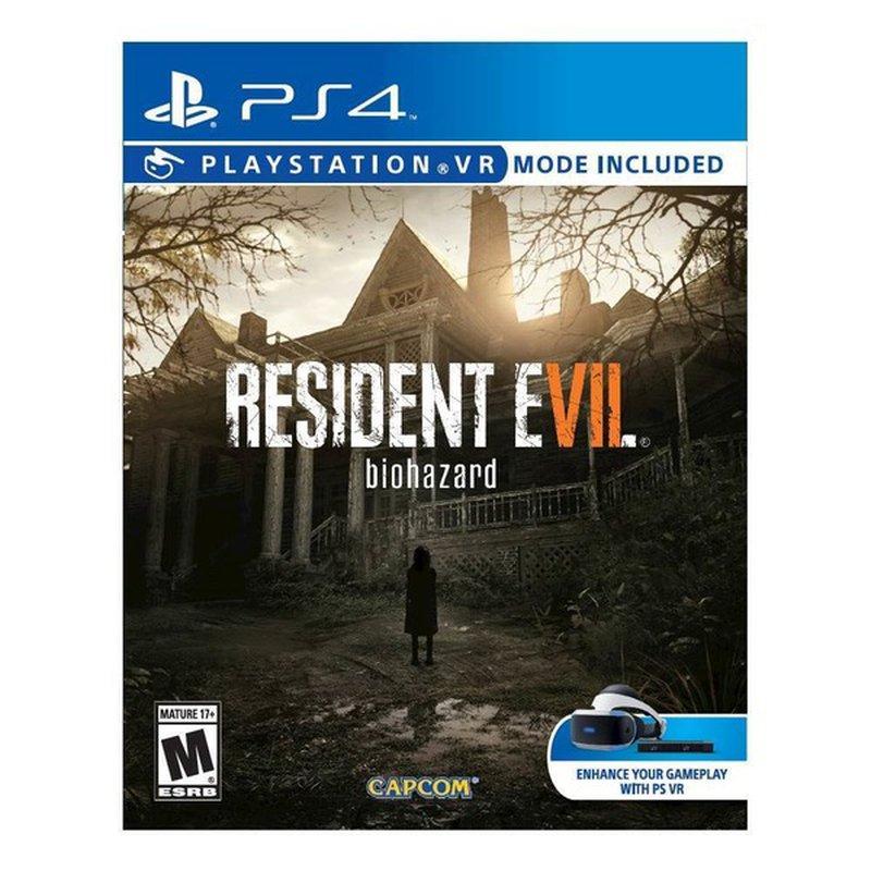 Capcom Resident Evil 7: Biohazard PlayStation 4