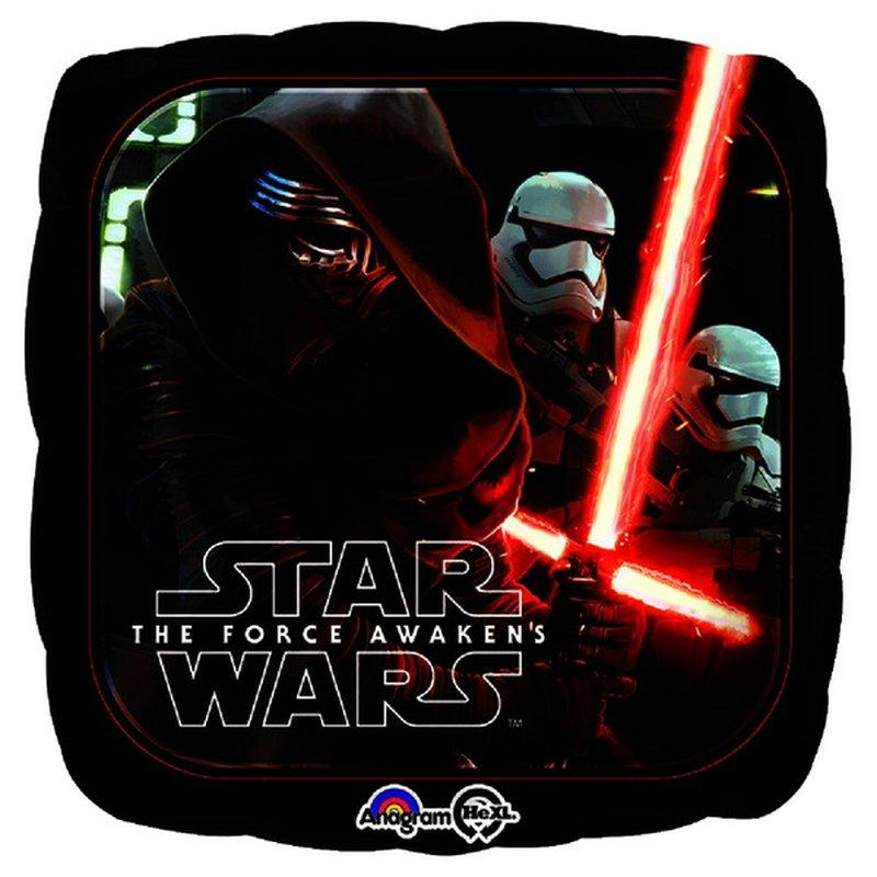 Mayflower Star Wars Episode VII The Force Awakens Foil Balloon