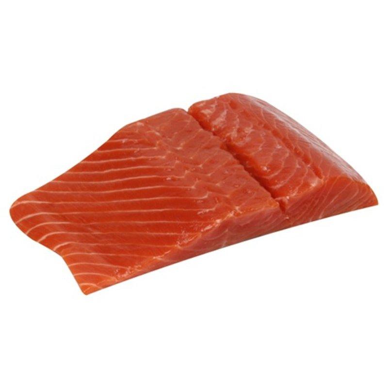 Wegmans Sockeye Salmon Fillet, Wild, Previously Frozen