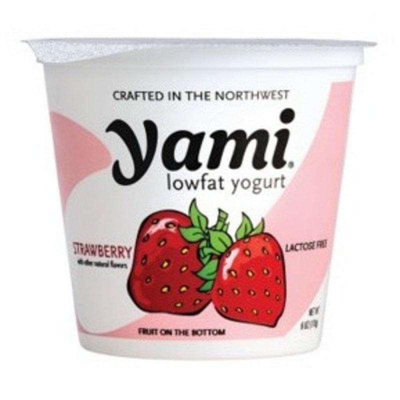 Yami Low Fat Strawberry Yogurt
