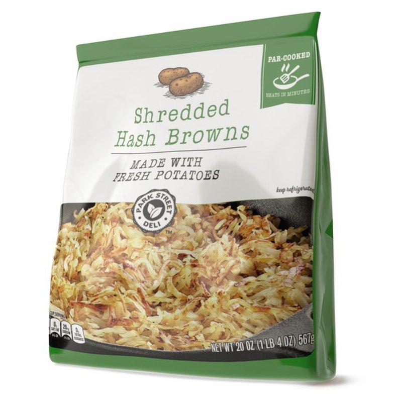 Park Street Deli Refrigerated Shredded Hash Browns