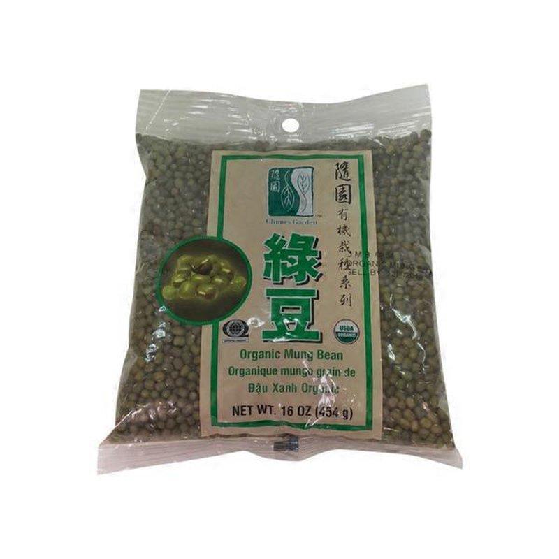 Chimes Garden CG Organic Mung Bean