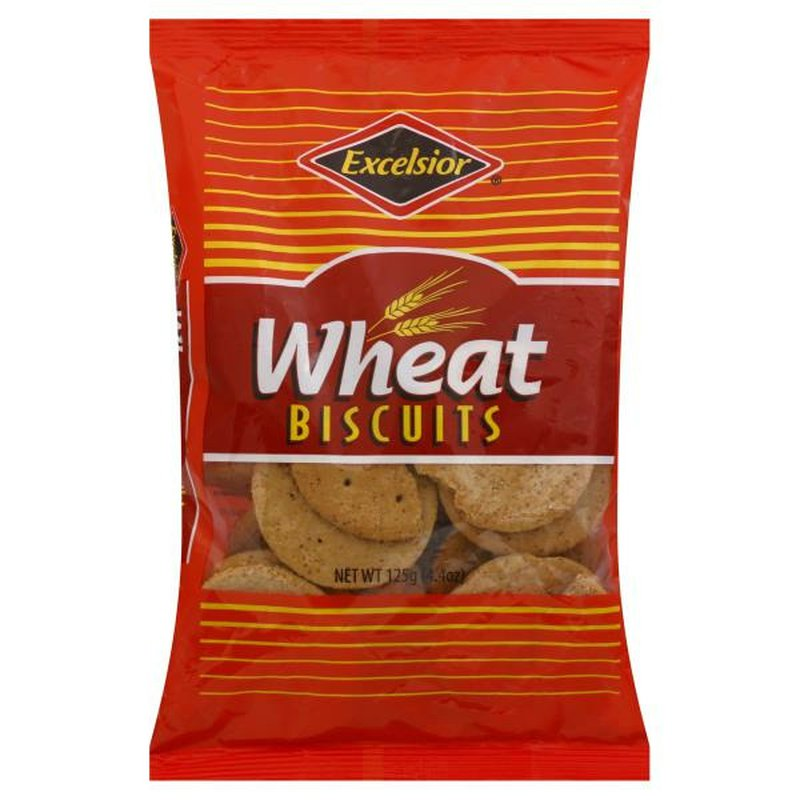 Excelsior Whole Wheat Crackers