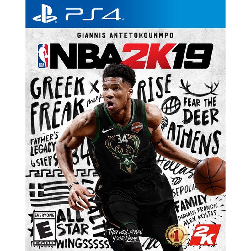 2K Games NBA 2K19 for Playstation 4