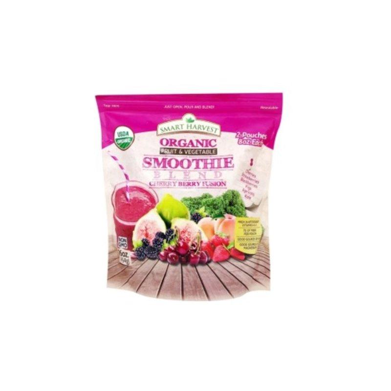 Smart Harvest Organic Fruit & Vegetable Smoothie Blend