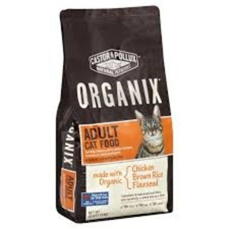 Castor & Pollux Organix Adult & Kitten Dry Cat Food
