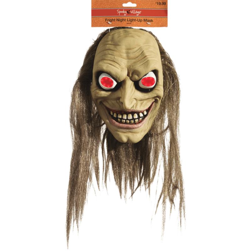 Spooky Village Spinneys Mask