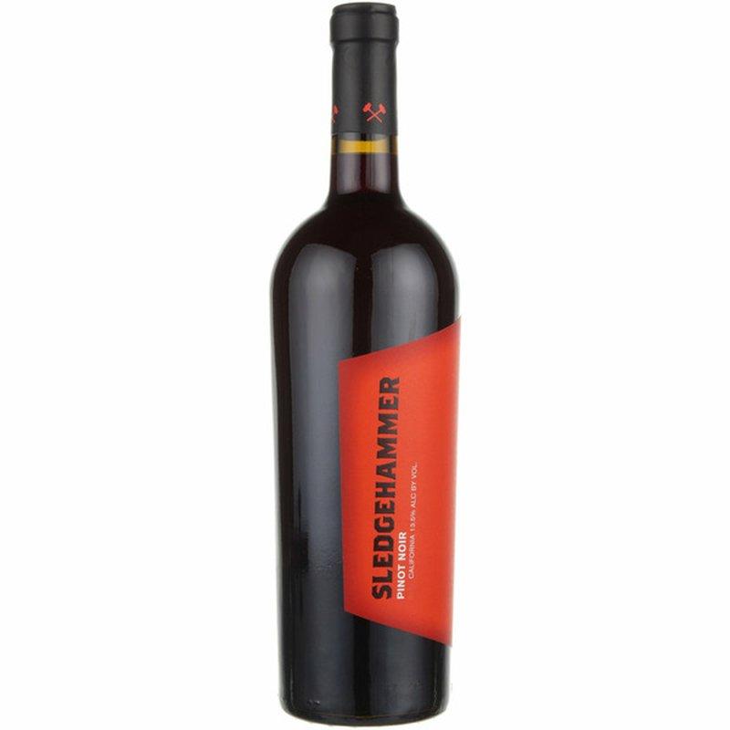 Sledgehammer 2013 California Pinot Noir
