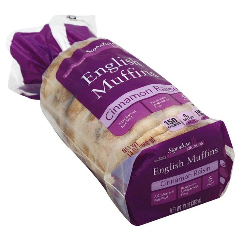 Signature Select English Muffins