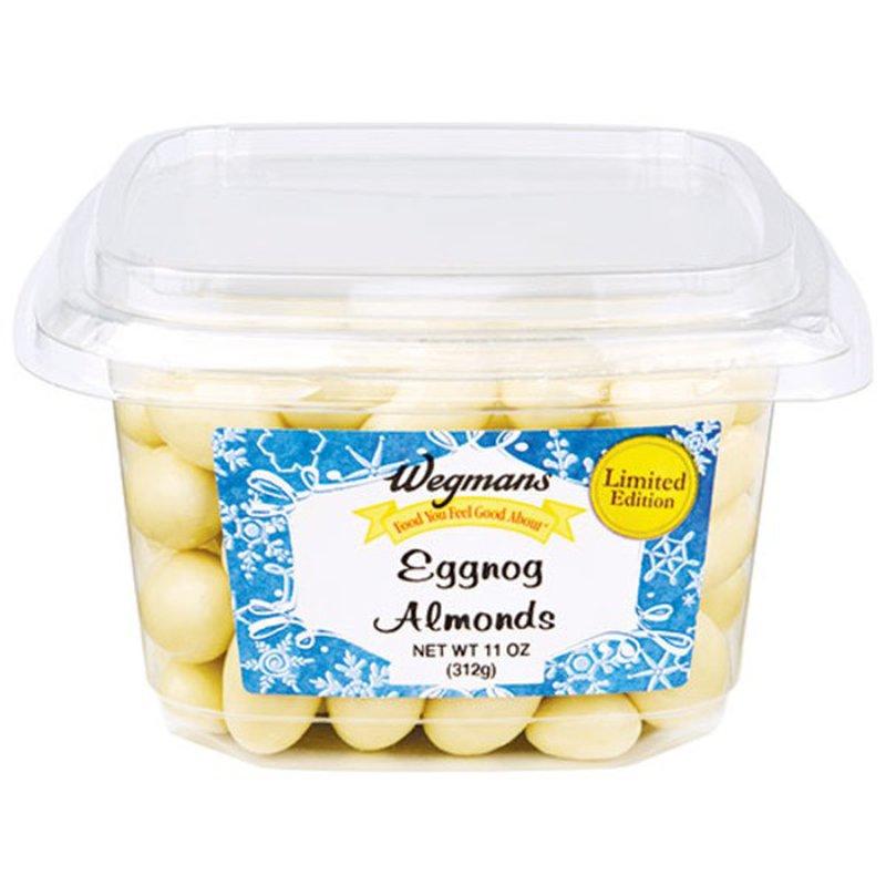 Wegmans Food You Feel Good About Eggnog Almonds