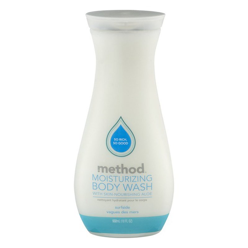 Method Moisturizing Body Wash Surfside