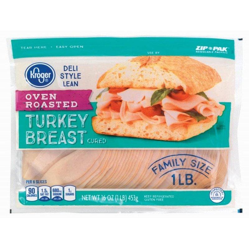 Kroger Oven Roasted Turkey Breast