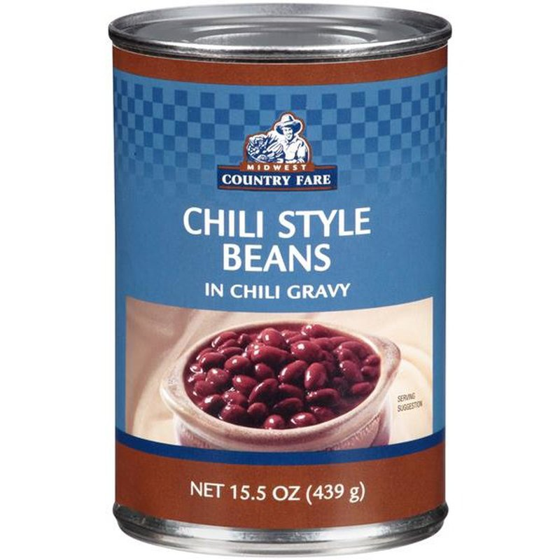 Midwest Country Fare Chili Style Beans