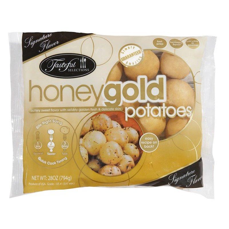 Tasteful Select Honey Gold Potatoes, Bag