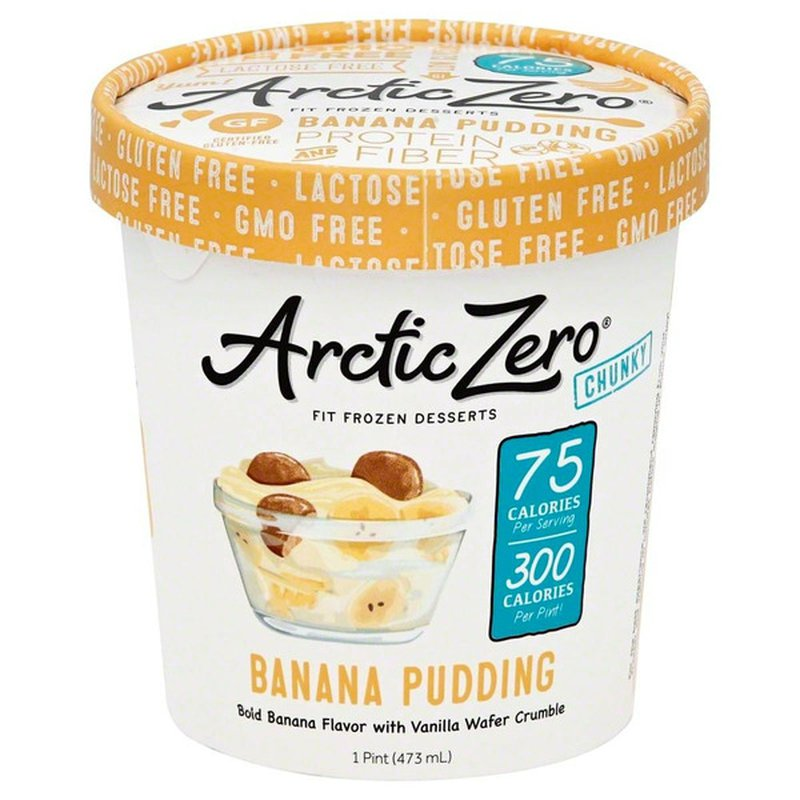Arctic Zero Banana Pudding