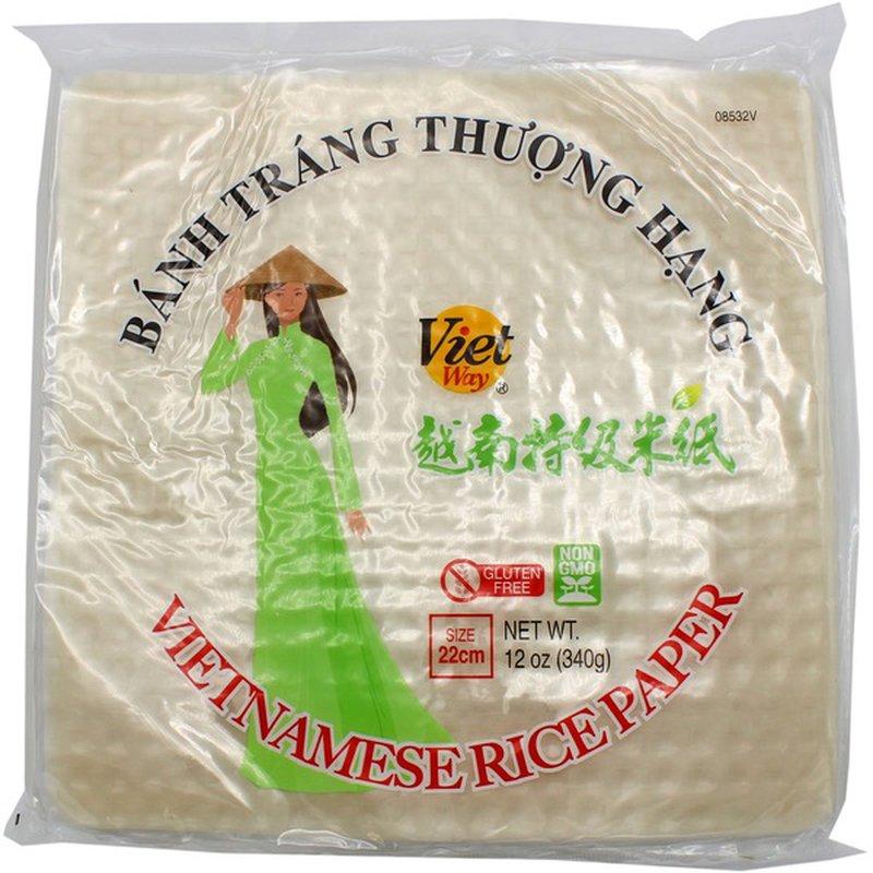 Viet Way Vietnamese Rice Paper Qz