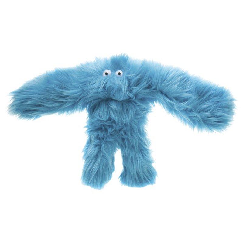 West Paw Design Salsa Turquoise Plush Toy Dog