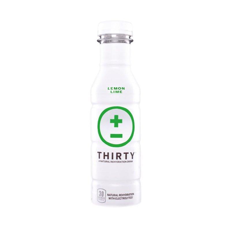 Thirty Lemon Lime Rehydration Drink