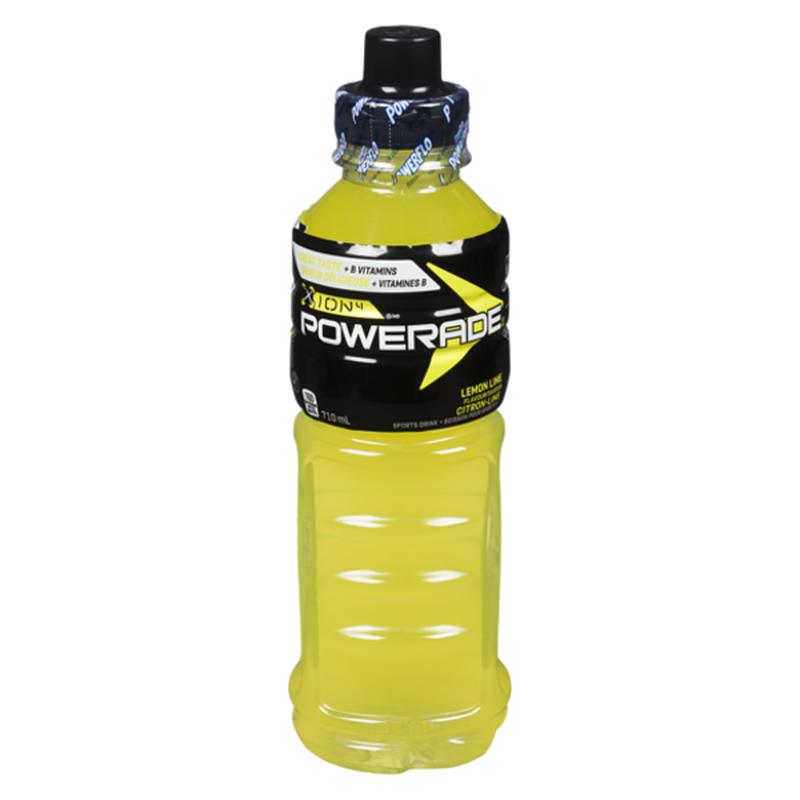 Powerade Ion4 Lemon-Lime Sports Drink