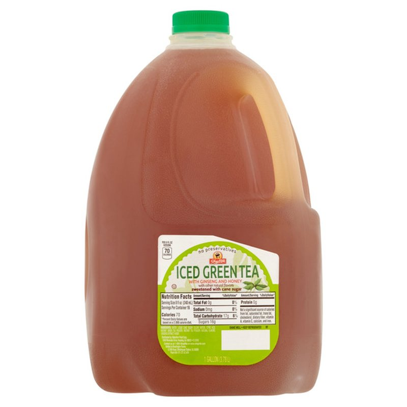 ShopRite Green Tea