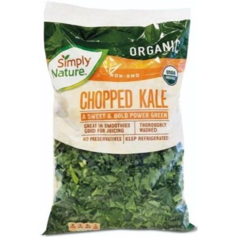 Simply Nature ORGANIC A Sweet & Bold Power Green Chopped Kale