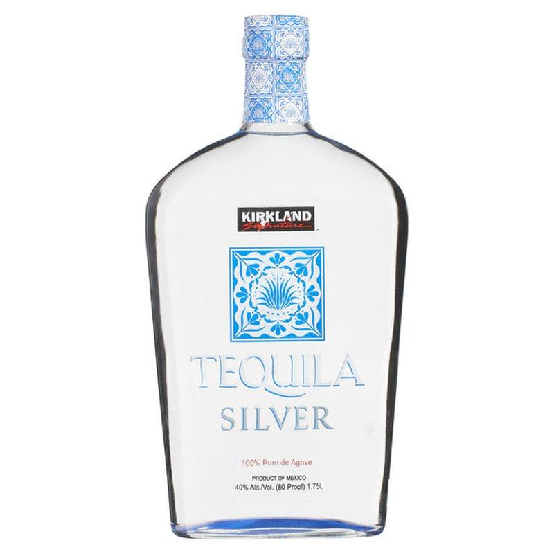Kirkland Signature Tequila Silver Mexico 1.75l