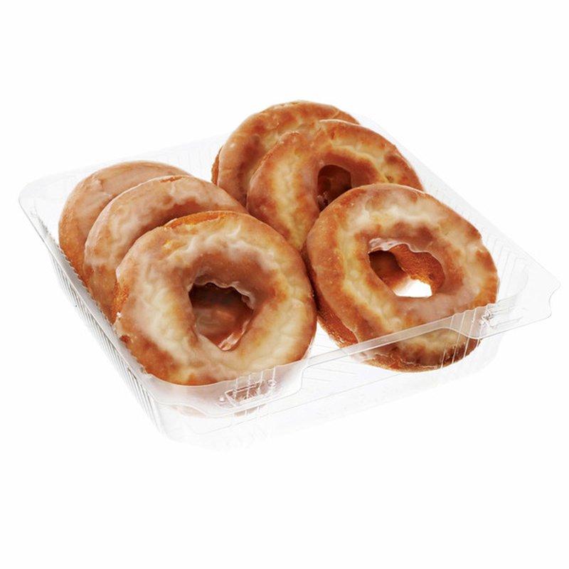 H-E-B Old Fashioned Glazed Donut