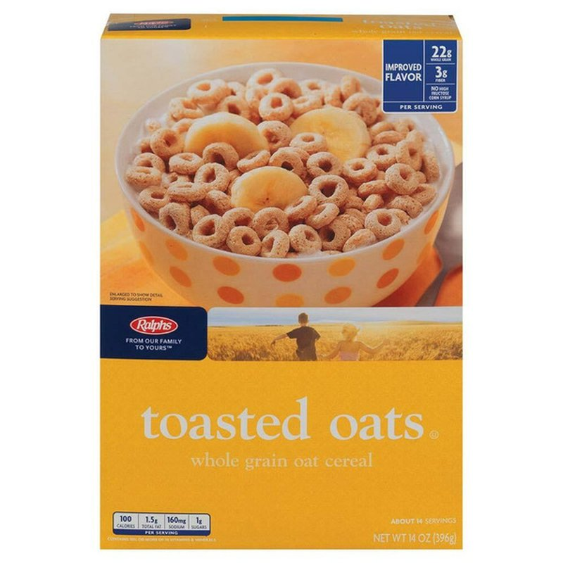 Ralph's Toasted Oats