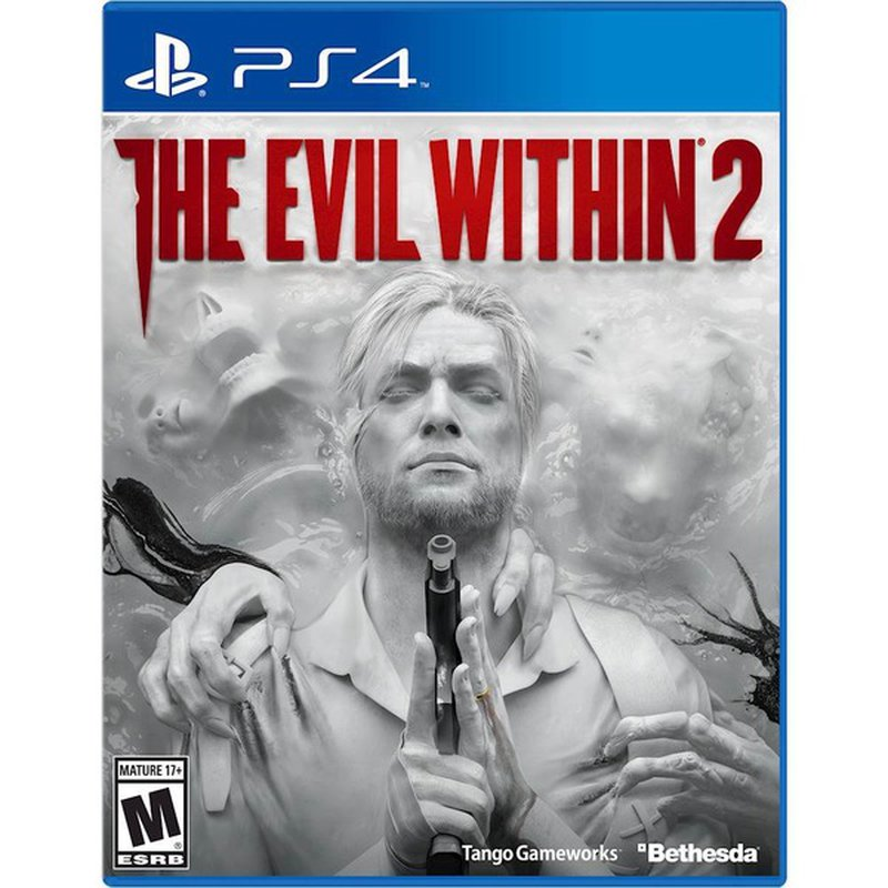Bethesda Softworks The Evil Within 2 Standard Edition for PlayStation 4