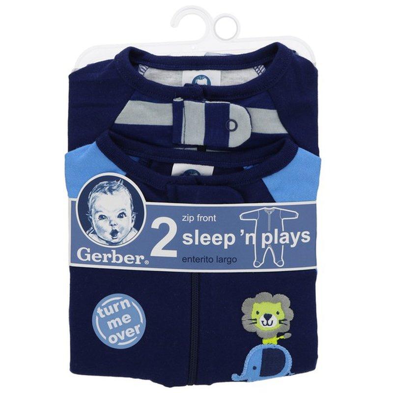Gerber 0-3 Months Lion Sleep 'N Play