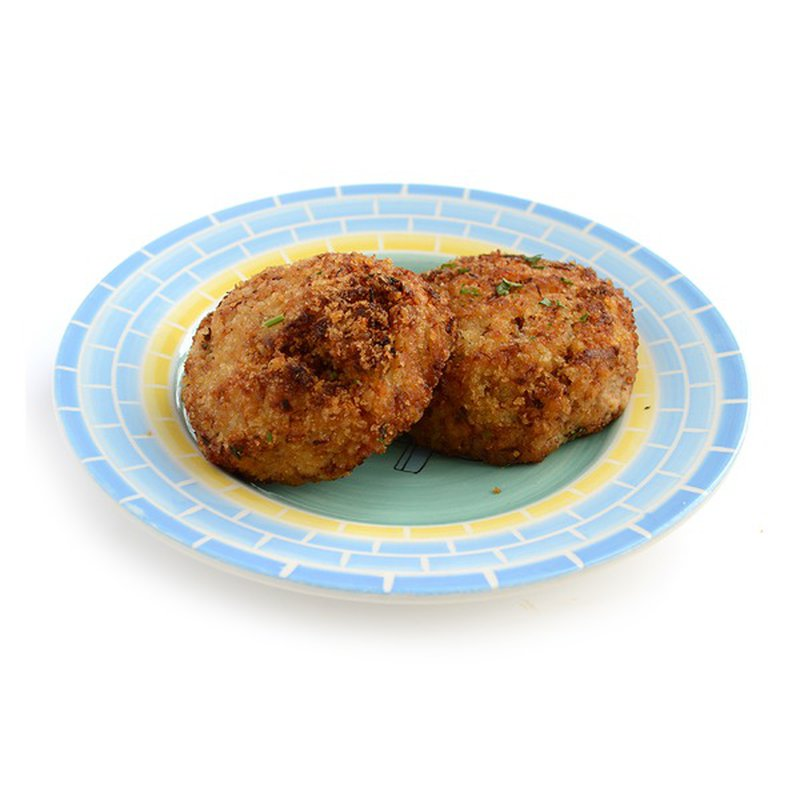 Gelson's Home Made Super Lump Crab Cakes