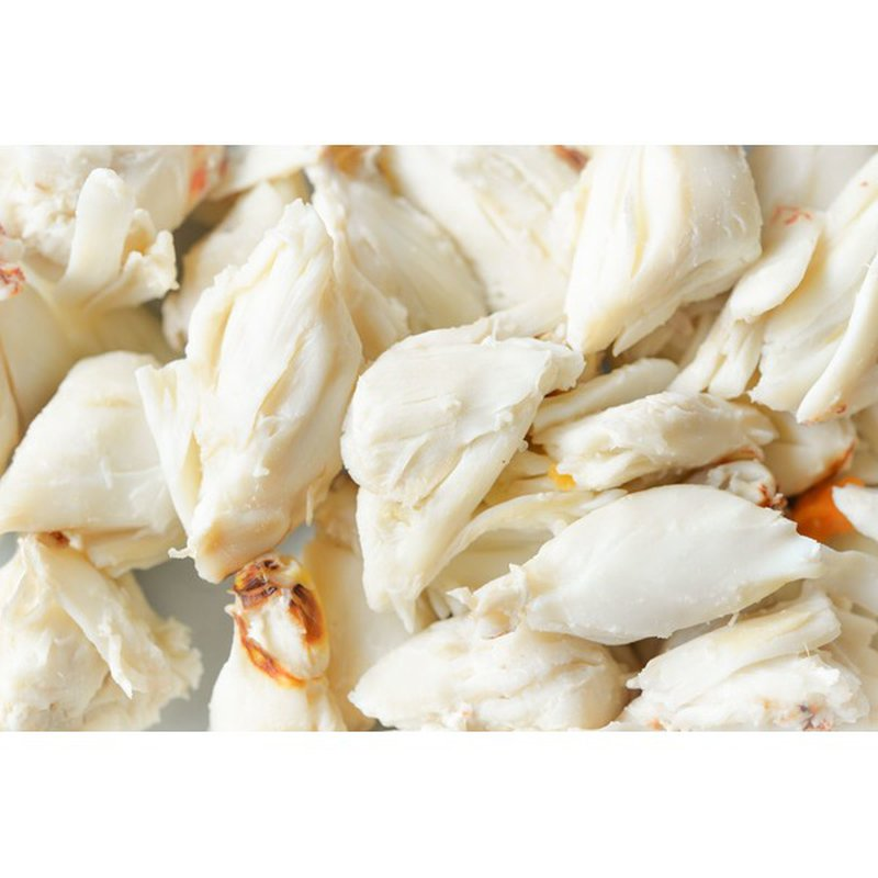 Harbor Seafood Pasteurized Crabmeat Backfin Lump