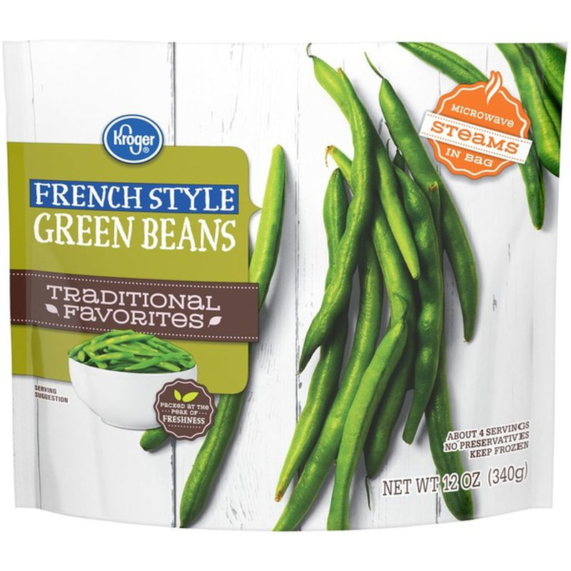 Kroger French Style Green Beans