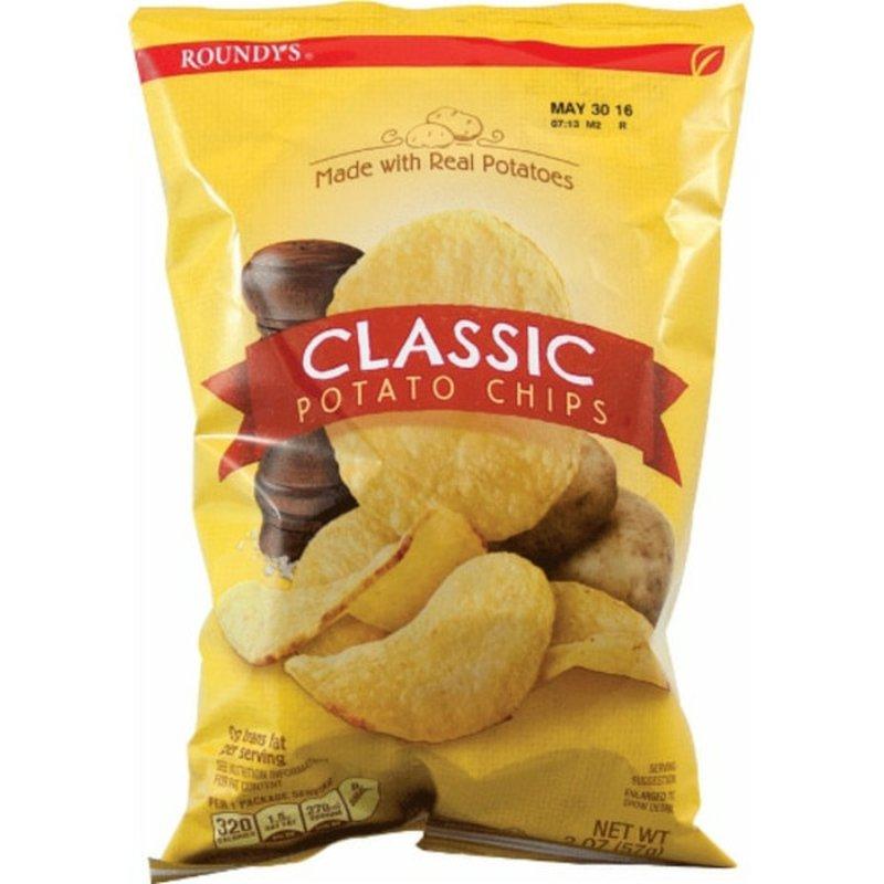 Roundy's Original Potato Chips