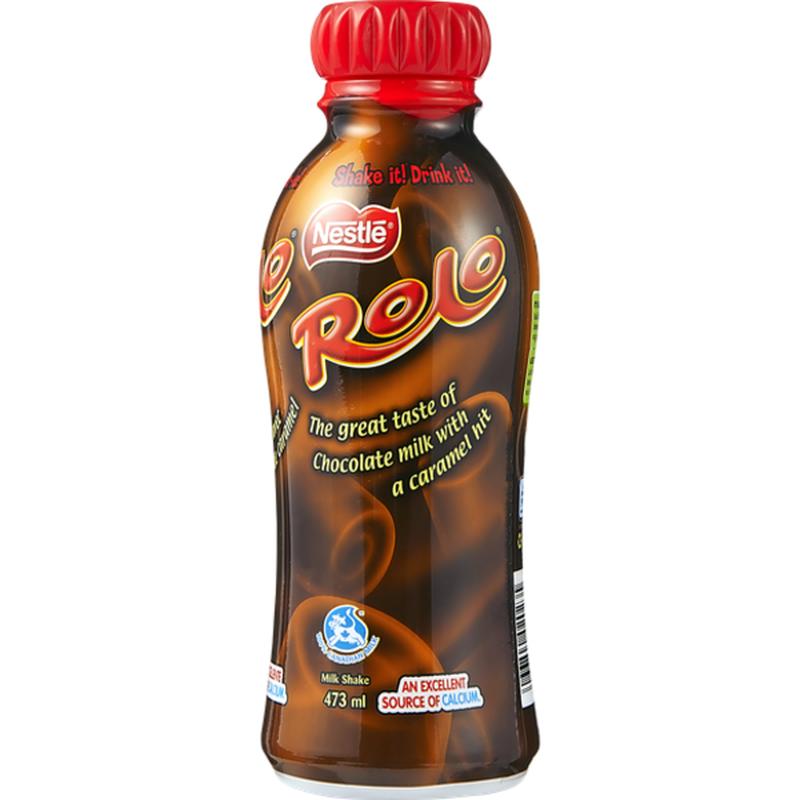 Rolo Milkshake