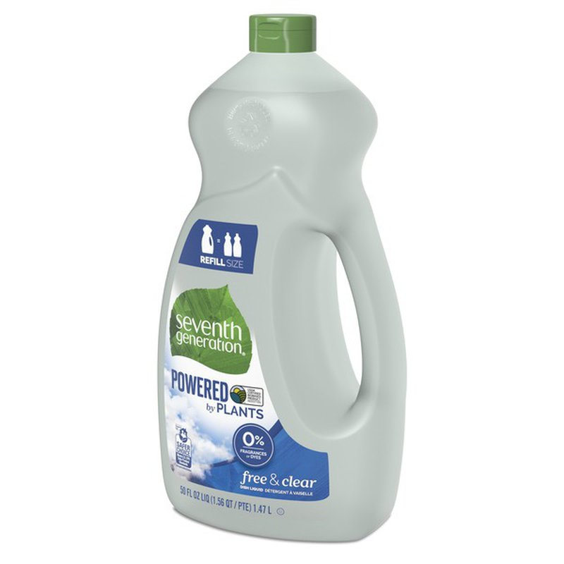 Better Life Dish Soap, Natural, Unscented (22 oz) - Instacart