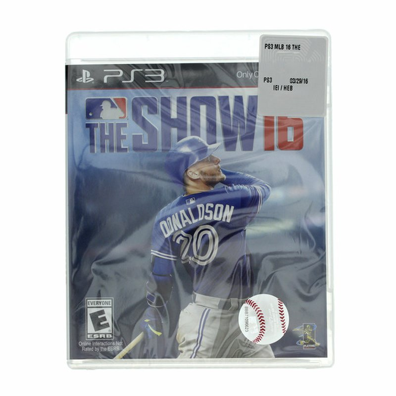 Sony Computer Entertainment MLB The Show 16 for PlayStation 3