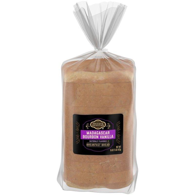 Private Selection Sliced Madagascar Bourbon Vanilla Breakfast Bread