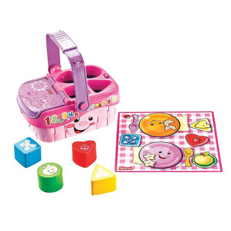 Fisher-Price Laugh & Learn Sweet Sounds Picnic (6-36 Months)
