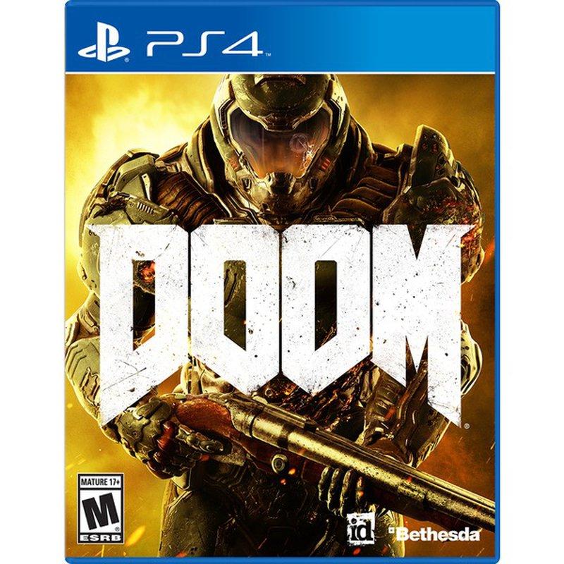 Bethesda Softworks Llc Doom for Playstation 4