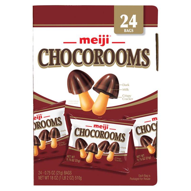 Meiji Chocorooms