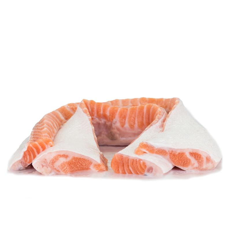 Fresh Belly Trim Atlantic Salmon
