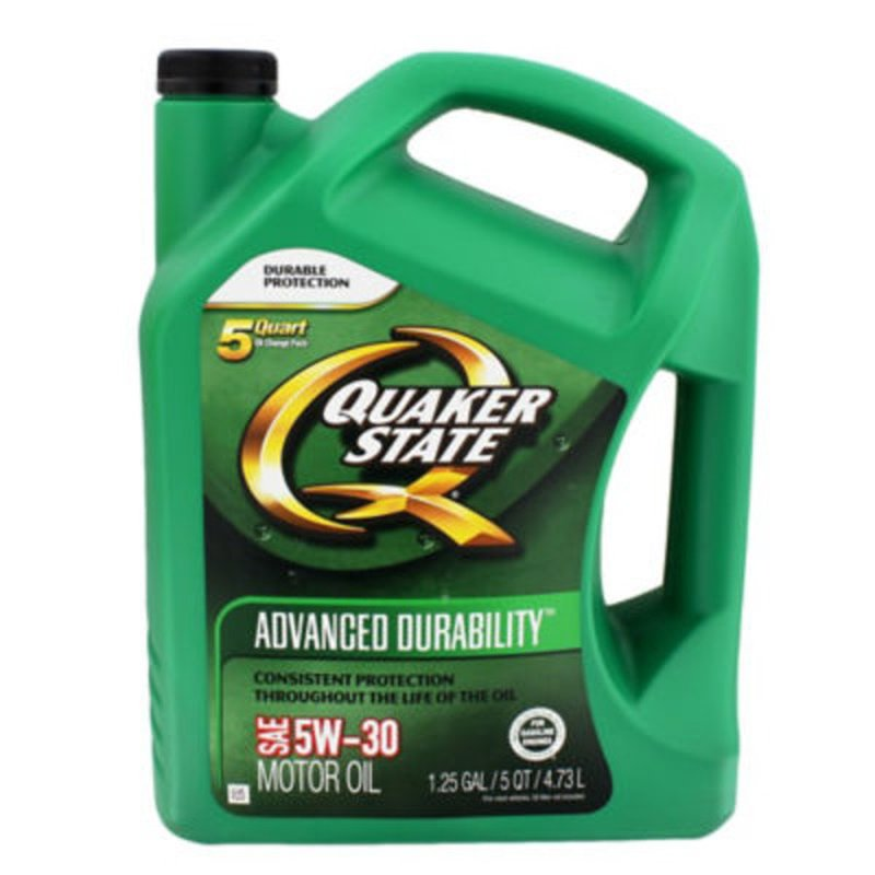 Quaker State Advanced Durability Sae 5W-30 Motor Oil
